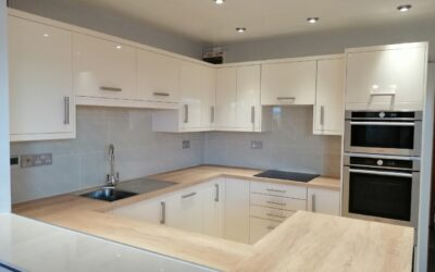 How much does a kitchen fitter charge?