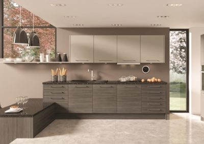 ECO Avola Brown Grey With Tempo Stone Grey